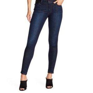 Joe's skinny honey dark wash jeans 26